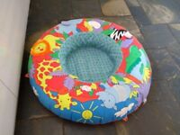 Baby Play Nest Ring Support Doughnut