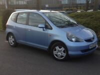 2003 HONDA JAZZ AUTOMATIC *ONLY 62000 MILES*