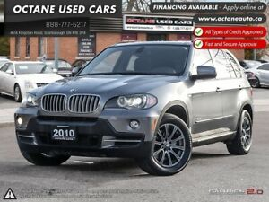 2010 BMW X5 xDrive35d DIESEL! PANO ROOF!