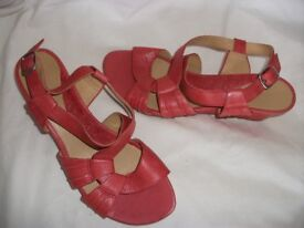 Clarks ladies shoes new size 5