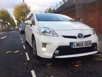 Toyota Prius 2015 65 Plate with Genuine Toyota Leather Seats and Full Toyota Service History
