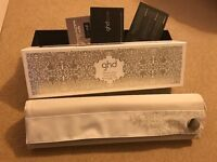 GHD Arctic Gold Curve Set - Brand New