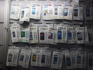 Busters Pawn Shop has the Cellphone you're looking for! We have Cellphones with providers like Telus, Rogers and Bell!