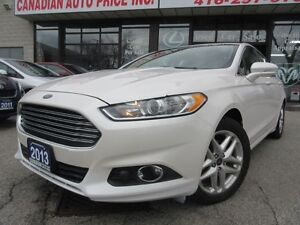 2013 Ford Fusion SE-LUXURY-PACKAGE-MOONROOF-LOADED