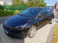 Vauxhall Astra 1.4T 16V 150 SRi Nav 5dr Auto (17 plate)