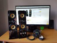 Creative Gigaworks T40 Series II pc/laptop stereo speakers