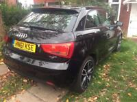 Audi A1 with Bose sound