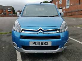 Wheelchair accessible citreon berlingo plus 1.6hdi.12 months mot. Full service history.