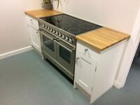 Britannia Sigma Range Cooker with side Cabinets