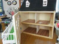 new built dolls house