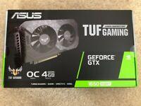 ASUS TUF Gaming GeForce GTX 1650 Super OC 4GB GDDR6 Graphic Card - NEW & SEALED