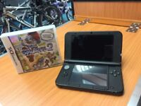 Nintendo 3Ds XL With Charger And One Game