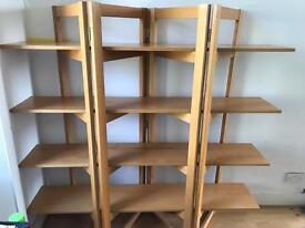 Habitat Folding Book Shelf