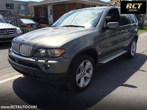 2006 BMW X5 4.4i,TOIT PANO,EXTRA PROPRE AUCUNE ROUILLE,TOUJOUR