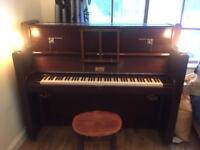 Art Deco 1930's Piano