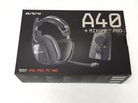 Astro a40 headset with mixamp pro tr