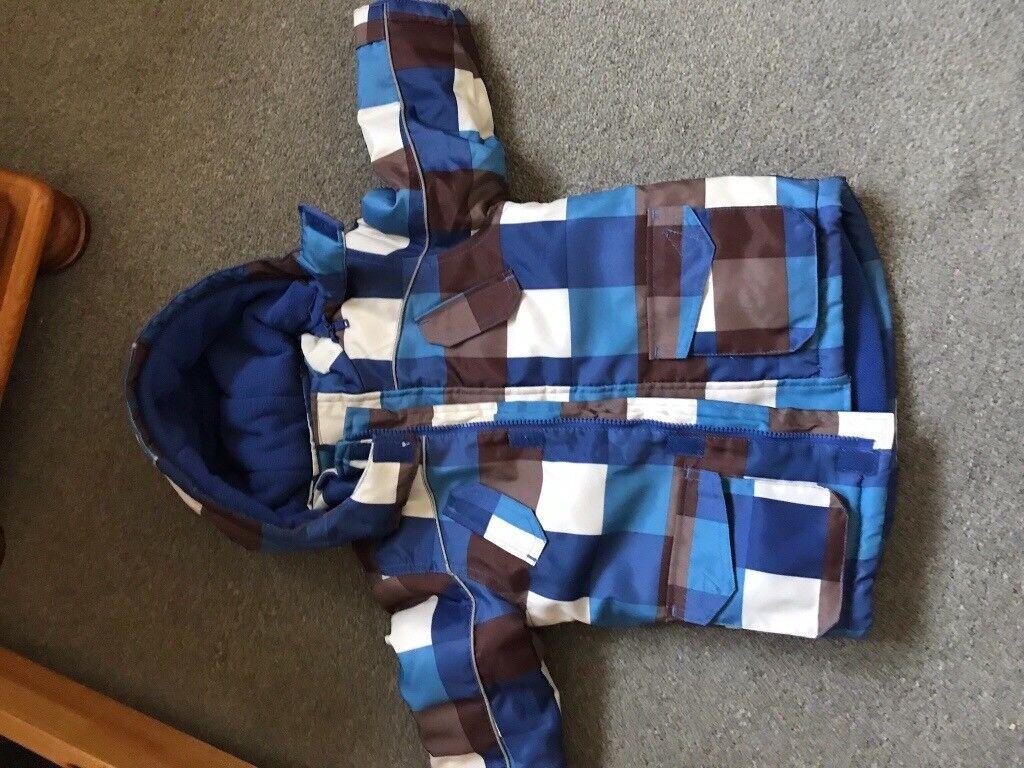 Boys John Lewis Coat 18-24 mths