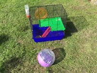Excellent Condition Hamster/Gerbil Cage.