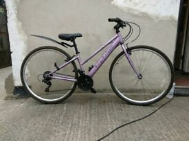 "Ladies 14"" hybrid bike Apollo haze Bristol Upcycles j"