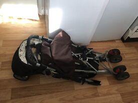 My Child Sienta Duo Tandem Stroller