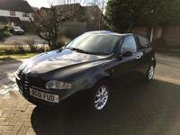 Alfa Romeo 147 1.6 t spark lusso 5dr black