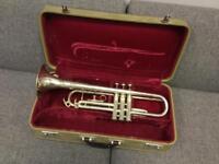 Rare vintage original Skylark Trumpet with case and mouthpiece