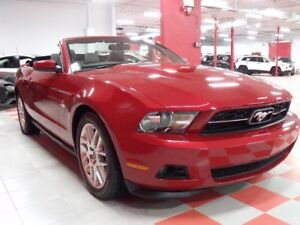 2012 Ford Mustang CONVERTIBLE**Premium V6**7 800 KM