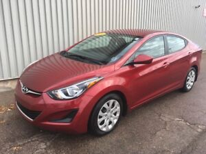 2016 Hyundai Elantra GL EXCELLENT SEDAN WITH GREAT FUEL ECONO...