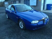 2003 Alfa 156 1.9 diesel mot.12.17 price 499