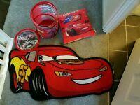Cars bedroom accesories