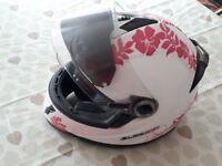 Cild's motorcycle helmet