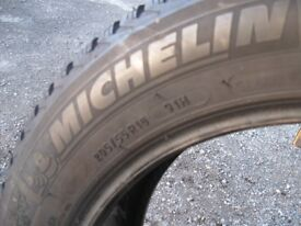 205/55x16 91h michelin alpin winter