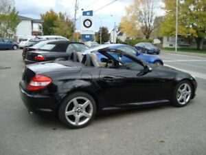 2005 Mercedes-Benz SLK-Class 350 ROADSTER AMG PACKAGE