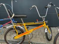 Raleigh Chopper Mk2 - FIZZY LEMON!