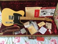 Fender 52 Telecaster American Vintage Reissue Electric Guitar USA Stratocaster 56 57 58 59 62 64 65