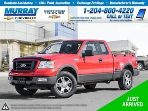 2005 Ford F-150 *Leather Seats, Sunroof, Power Accessories*