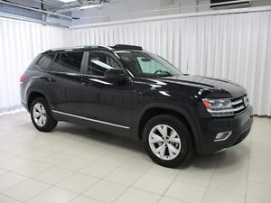 2018 Volkswagen Atlas ----------$1000 TOWARDS ACCESSORIES, WARRA
