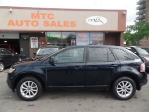 2010 Ford Edge SEL, LEATHER, AWD