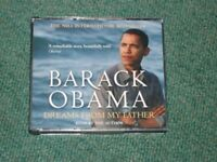 Dreams From My Father, CD, by Barack Obama