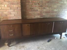 G plan sideboard retro vintage