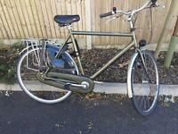 Marathon Ithaca Dutch Bike - Trelock U-Lock Included