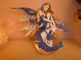 Nene Thomas fairy very collectable.