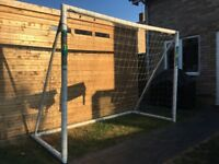 Samba Football 8x6 ft Goal