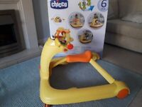 Chicco 1-2-3 Baby Walker
