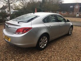 Vauxhall Insignia SRi Nav, aircon, cruise control, parking sensor Low Mileage, REDUCED PRICE