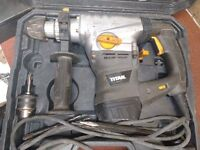 Titan SDS Rotary Hammer Drill 240v
