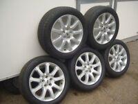 Freelander DNE 1999-2006 Set of 5 18'' wheels