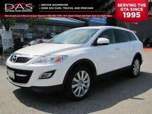 2012 Mazda CX-9 GT NAVIGATION/LEATHER/SUNROOF/7 PASS