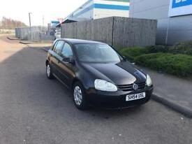 Volkswagen Golf 1.4 petrol Manual 2005