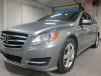2012 Mercedes-Benz R-Class diesel bluetec BLUETOOTH 7 PASSAGERS